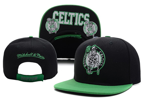 Boston Celtics NBA Snapback Hat XDF238